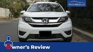 Honda BR-V Owner's Review: Price, Specs & Features | PakWheels