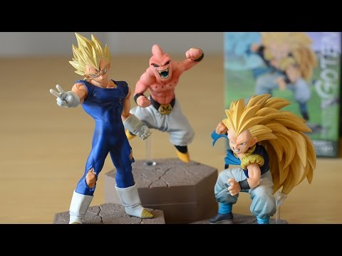 Dragonball Kai DXF: Fighting Combination - Vol 1, 3 and 5