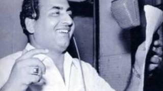 mohammed rafi:hea agar dushman zamana