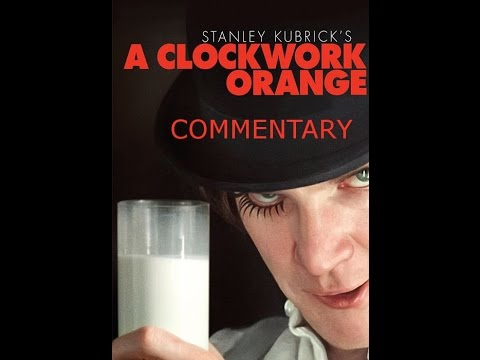 A Clockwork Orange 1971 Stanley Kubrick  Movie Review Commentary Show