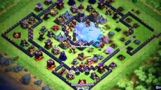 Clashofclans E.O.T. Eye of the Tiger
