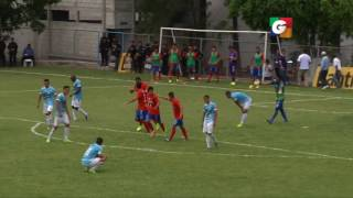 Video gol: Blas Pérez 74´- Sanarate 1-1 Municipal - Apertura 2017 Jornad 02