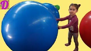 VLOG Детский Развлекательный Центр Большие Горки Катаемся На Машинках Видео Для Детей Playground Fun