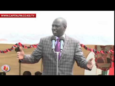 Ruto assures investors of security despite political talks