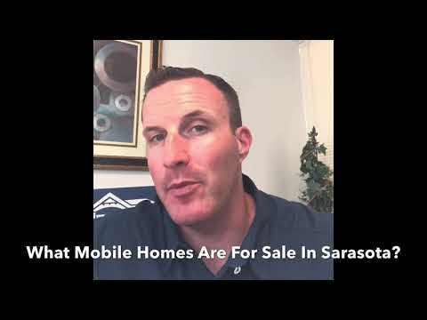 What Mobile Homes Are For Sale In Sarasota?