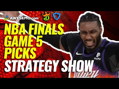 NBA Finals DFS Strategy Show Picks for DraftKings + FanDuel Daily Fantasy Basketball   Saturday 7/17