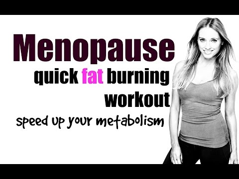 HOME WORKOUT TO PREVENT WEIGHT GAIN THROUGH THE MENOPAUSE