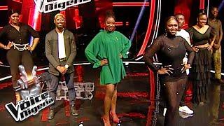 Episode 9 | Knockouts | The Voice Nigeria Season 3