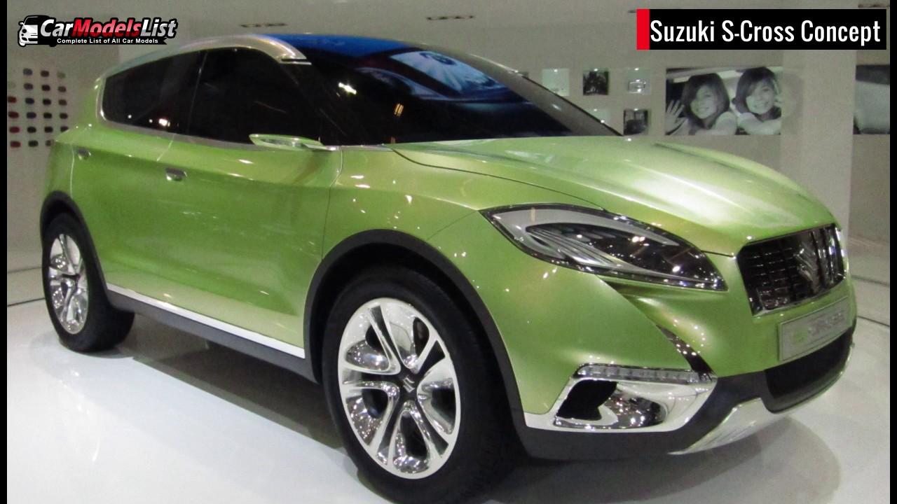 Suzuki van models