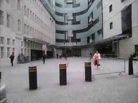 BBC Broadcasting House, Gang Stalking Protest Marathon, Day 24