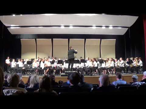 Galvin Middle School Spring Concert | Images of Ireland