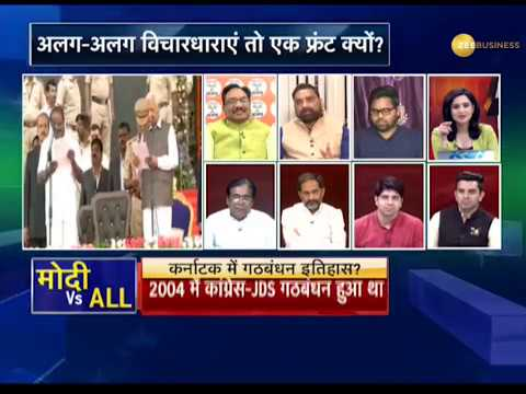 Is Narendra Modi Vs all in 2019 a reality?
