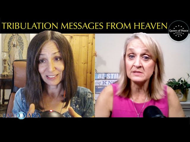 Heaven's messages for the time of Tribulation from SHE WHO SHOWS THE WAY