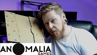 Totally Amazing Modular Gaming Table 'Not CLICKBATE!' Anomalia Games Review (Sponsored)