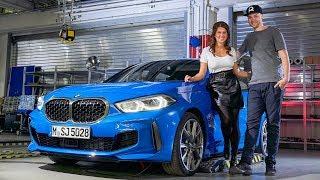 Der NEUE 1er BMW - Warum wir ihn kaufen würden! | M135i / 118i (2019)