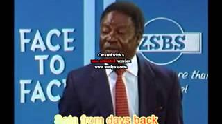 President Micheal Sata's funny video