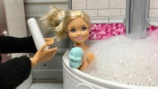 ❤️Barbie Ailesi❤️ 10.Bölüm - Türkçe Barbie Videoları İzle