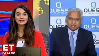 Ajit Isaac Of Quess Corporation Talks About Q4's Performance | Exclusive