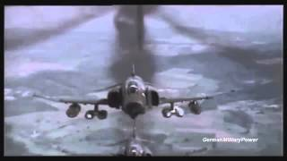 F-4 Phantom II | Farewell | Luftwaffe | German Air Force | HD