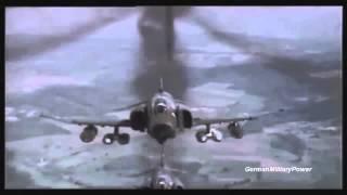F-4 Phantom II | Farewell | Luftwaffe | German Air Force | HD