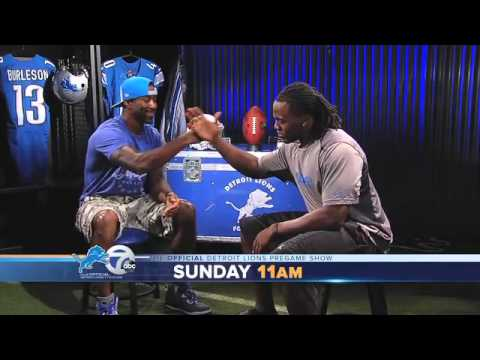 Watch Channel 7's Ford Lions Report Live this Sunday at 11 a.m.