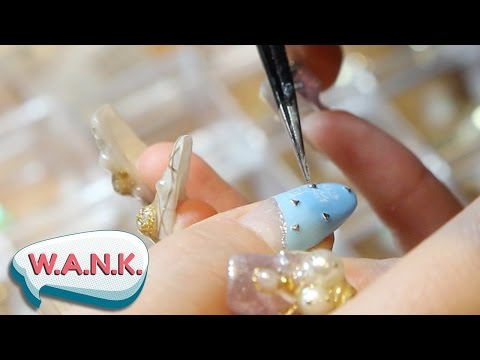 Thumbnail: The Best Nail Shop in Korea