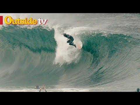 Surfing Irish Barrels | Colosseum