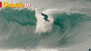 Surfing Irish Barrels | Colosseum