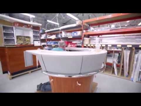Building the A380 Onboard Lounge | Emirates Airline