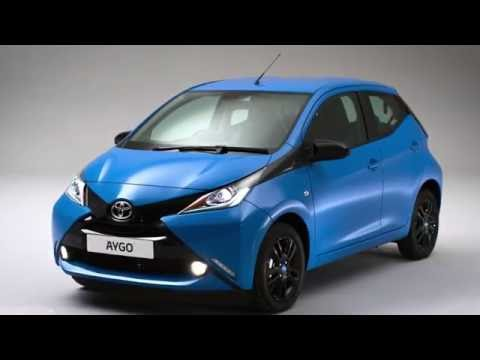 2016 toyota aygo city car review youtube. Black Bedroom Furniture Sets. Home Design Ideas