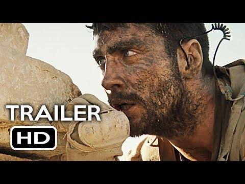 The Wall Official International Trailer #1 (2017) John Cena, Aaron Taylor-Johnson Drama Movie HD