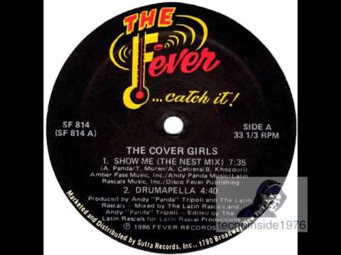 The Cover Girls - Show Me (The Nest Mix)