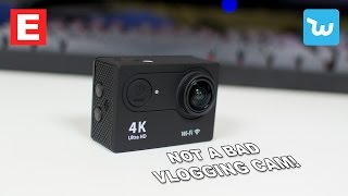 Vlogging with a $30 Action Camera from Wish.com - Was It Good?