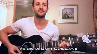 Second Chance - Shinedown GUITAR TUTORIAL CHORDS