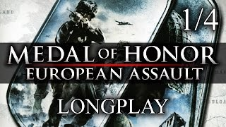 PS2 Longplay [003] Medal of Honor: European Assault - part 1 of 4 - St. Nazaire