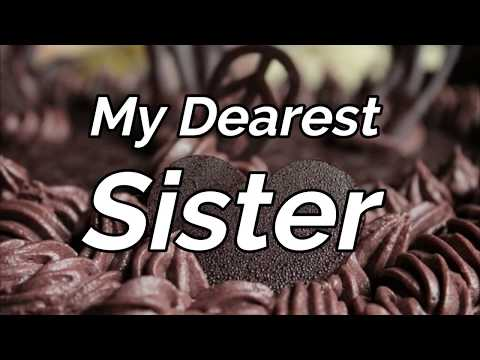 Sister Birthday Wishes – Birthday Messages For Sister - Birthday Wishes For Elder And Younger Sister