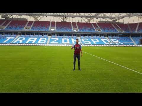 Trabzonspor'da Filip Novak imzayı attı