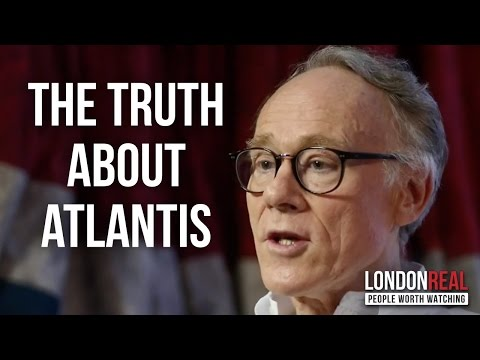 THE TRUTH ABOUT ATLANTIS  Graham Hancock on London Real
