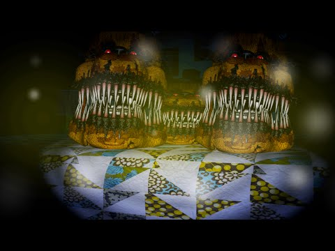 Completely Normal Five Nights at Freddy's 4 Let's Play with no surprises what-so-ever