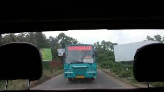 Kerala Private Bus - Parasuram Super Fast