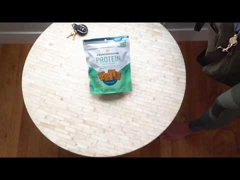 Crunchmaster Commercial via Yoga Journal