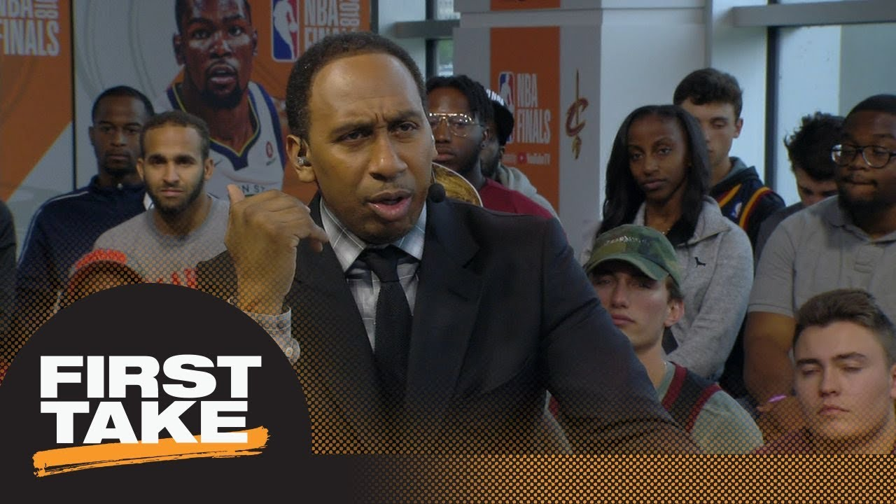 5b377d64e542 Stephen A. calls Kevin Durant  clueless  for needing validation as free  agent