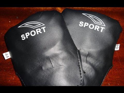 Как китайские кроссовки Sport превращаются в Adidas
