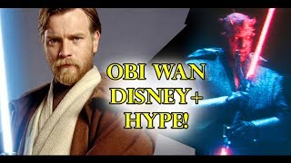 Obi Wan Coming To Disney