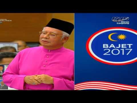 LIVE: Najib unveils Budget 2017