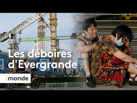 Chine : ce que révèlent les déboires financiers du géant immobilier Evergrande