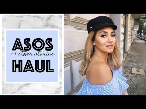 Asos und & other stories Fashion Haul + Try-On | madametamtam