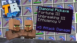 No diamonds used! - Truly Bedrock season1 #43 - Bedrock Edition Youtube Server