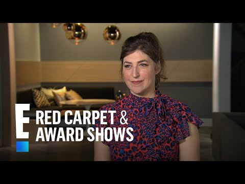 Mayim Bialik Admits Online Dating Didn't Work for Her | E! Live from the Red Carpet