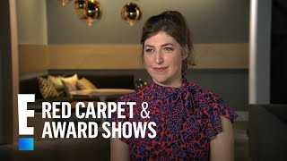 Mayim Bialik Admits Online Dating Didn't Work for Her | E! Red Carpet & Award Shows